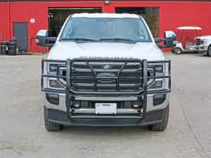 Steelcraft - Steelcraft 50-1380C HD Grille Guards, Black - Image 3
