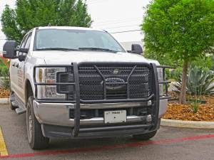 Steelcraft - Steelcraft 50-1380C HD Grille Guards, Black - Image 4