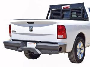 Steelcraft - Steelcraft 65-22260 Elevation Rear Bumper, Fine Textured Black - Image 2
