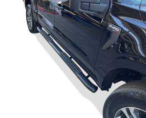 Steelcraft - Steelcraft 40-14300 4X Series Sidebars, Textured Black - Image 2
