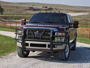 Steelcraft - Steelcraft 50-1320 HD Grille Guards, Black - Image 1