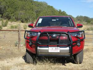 Steelcraft - Steelcraft 50-3410C HD Grille Guards, Black - Image 3